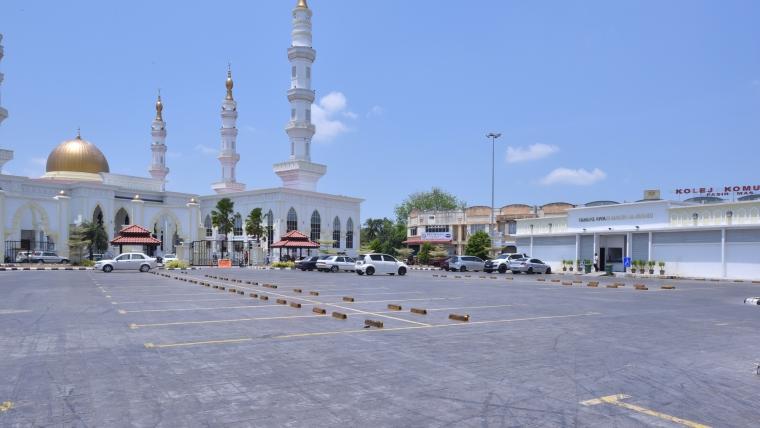 Halaman Masjid