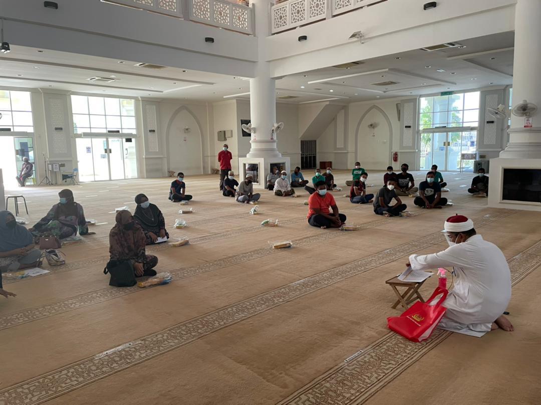 Bantuan Ramadhan 1442M/2021H